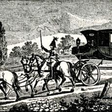 Rakouský poštovský rychlík