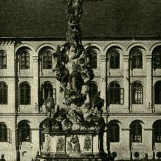Zákupy - Morový sloup sv.Trojice