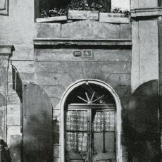 Nejmenší dům v Anežské ulici