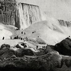 Zamrzlá Niagara