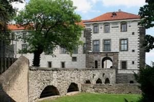 Zámecký most v Nelahozevsi byl postaven v 16.století