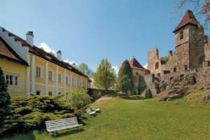 Galerie Klatovy / Klenová zve na výstavu Zahrada snů na purkrabství hradu Klenová