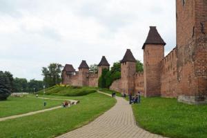 Hradby v Nymburce byly vybudovány z velice odolných cihel