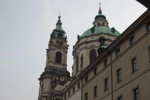 Znovuotevření Svatomikulášské městské zvonice na Malé Straně