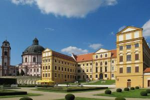 Zámek Jaroměřice nad Rokytnou postavili Questenberkové