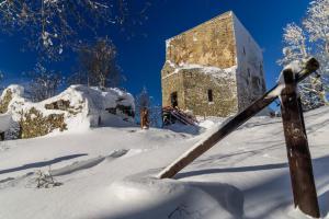Obec Přední Výtoň a Spolek přátel Vítkova hrádku chtějí na hrad přivést vodu