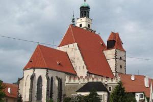 Přednáška Rekonstrukce Kostela sv. Jakuba v Prachaticích z pohledu památkové péče