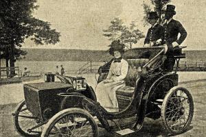 Začátky automobilismu