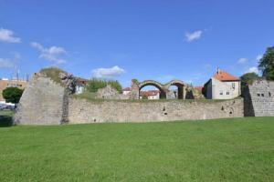 Divadlo, zvonařská dílna, cukrovar a demolice. Vodní hrad Lipý měl pestrou minulost