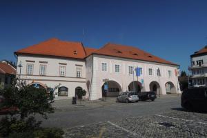 Radnice v Týně nad Vltavou slouží svému účelu již od 16.století