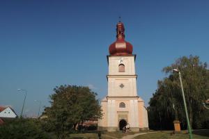 Kostel sv. Jakuba v Jaroměři byl původně gotický