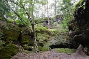 Braniborská jeskyně láká k prozkoumání
