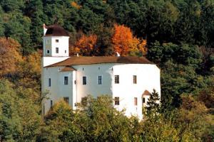 Hrad Malenovice je významná památka zlínského regionu