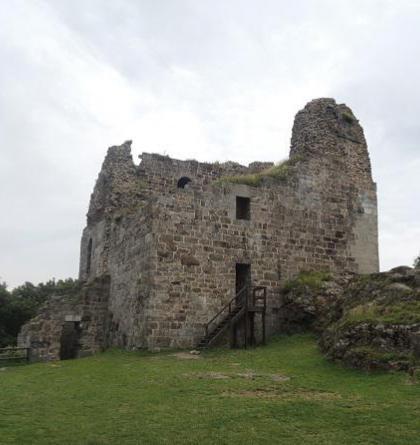 Přimda je nejstarší kamenný hrad na našem území