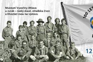 Muzeum Vysočiny Jihlava zve na výstavu 100 let skautingu v Jihlavě