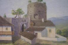 Městské muzeum ve Volyni zve na výstavu Maxmilián Boháč st. – Hrady staré a rozbité