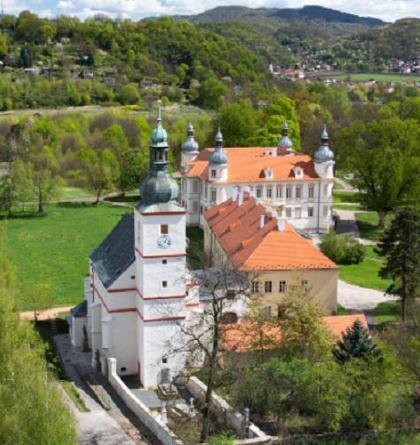 Otevřené letní pondělí v kostele sv. Floriána v Krásném Březně