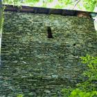 Z hradu Štěpanice zůstaly zbytky paláce a věže