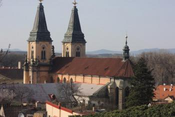 Augustiniánský klášter v Roudnici měl být jenom pro české kanovníky