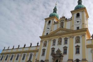 Svatý Kopeček je významné poutní místo na Moravě