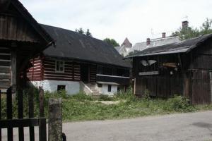 Roubenky v Jílovecké ulici v Semilech stojí za návštěvu