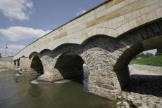 Svatojánský most je nejstarší na Moravě