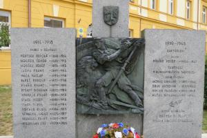 Nová publikace mapuje pomníky Velké války na jihu Čech
