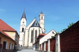 Kostel Nanebevzetí Panny Marie v Bavorově je jednou z nejvýznamnějších jihočeských gotických staveb