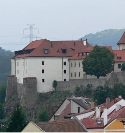 Hrad v Kadani založili čeští králové