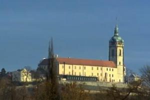 Mělnický zámek stojí na místě hradiště Pšovanů