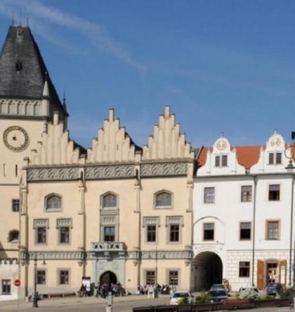 Radnice v Táboře patří k významným památkám pozdní gotiky