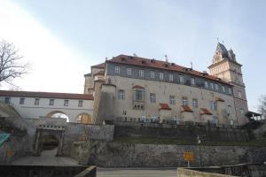 Zámek Brandýs nad Labem byl sídlem císařů a králů