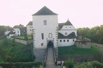 Nové Hrady jsou pevnost na úpatí Novohradských hor