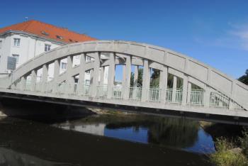 Most v Soběslavi je význačná technická památka