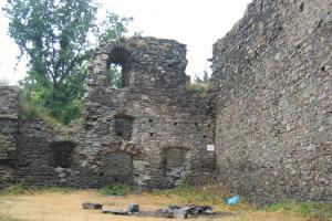 Hrad Buben patřil udatnému válečníkovi Heřmanovi z Bubna