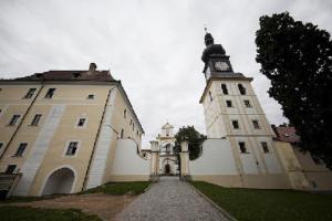 Neviditelný zámecký zážitek v zámku Žďár nad Sázavou