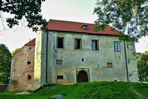 Tvrz Cuknštejn je reprezentativní ukázkou sídla české nižší šlechty