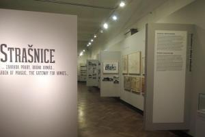 Výstava Strašnice z cyklu výstav o pražských čtvrtích v Muzeu hl. m. Prahy