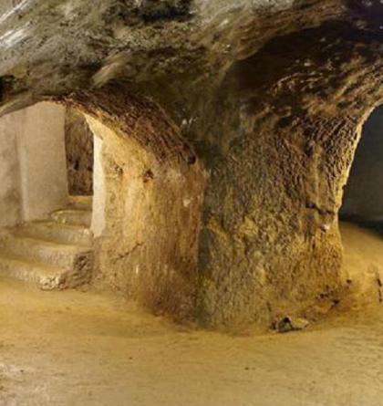 Podzemí města Znojma patří k největším v České republice