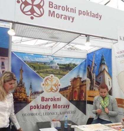 Kroměříž představila v Praze projekt Barokní poklady Moravy i aktuální turistickou sezonu