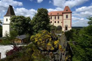 Hrad Kámen odemkne své brány prvním návštěvníkům, otevřeno bude i v pondělí