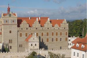 Zámek Horšovký Týn je renesanční perlou