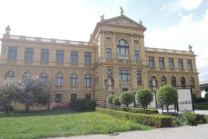 Venkovní výstava Srpen 1968 v Muzeu hlavního města Prahy