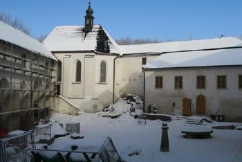 Hrad Roštejn získává významné stavební úpravy a zpřístupní nové expozice