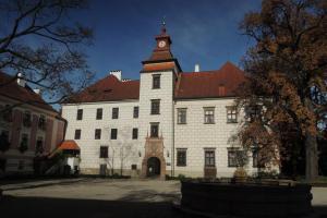 Zámek v Třeboni ukrývá původní rožmberský archiv