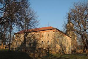 Tvrz Bernartice patří k nejvýznačnějším renesačním sídlům jihozápadních Čech