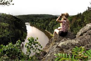 Hluboká láká turisty na Top instagramová místa