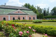 Dny otevřených zahrad aneb Baroko žije v nás