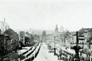 Praha jak bývala