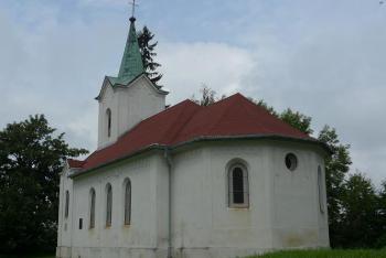 Kostel sv. Máří Magdaleny v Jistebnici nechal postavit Ludvík Karel Nádherný